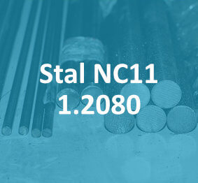 stal do pracy na zimno 1.2080 stahl cold work tool steel