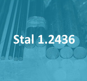 stal do pracy na zimno 1.2436 stahl cold work tool steel