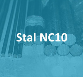 stal do pracy na zimno NC10 stahl cold work tool steel
