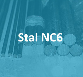 stal do pracy na zimno NC6 stahl cold work tool steel