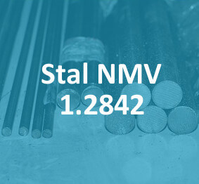 stal do pracy na zimno NMV 1.2842 stahl cold work tool steel